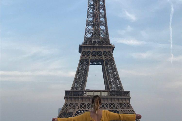torre eiffel parís francia