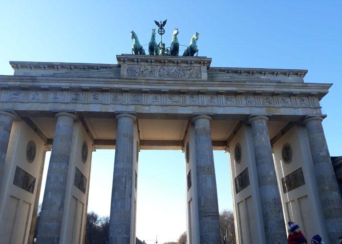 Puerta de Bradenburgo Berlín