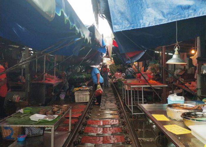 Mae Klong Tailandia