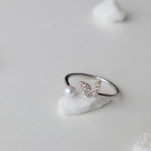 anillo mariposa oyamel