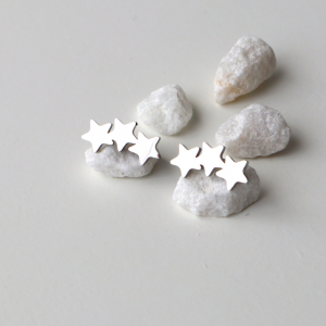 pendientes estrellas L