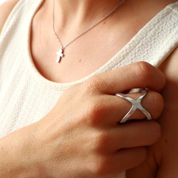anillo x